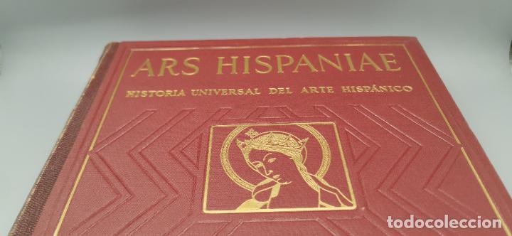ARS HISPANIAE. HISTORIA UNIVERSAL DEL ARTE HISPANICO. TOMO IX: PINTURA GOTICA (Libros sin clasificar)