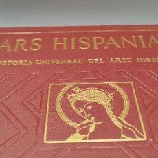 Libros: ARS HISPANIAE. HISTORIA UNIVERSAL DEL ARTE HISPANICO. TOMO IX: PINTURA GOTICA. Lote 238135650