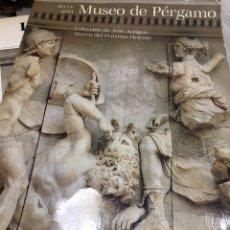 Libros: MUSEO DE PÉRGAMO BREVE GUÍA. Lote 238204660