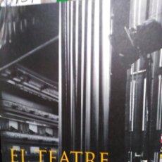 Libros: EL TEATRE A ALACANT 1833-1936 - LLORET ESQUERDO, JAUME. Lote 220149547