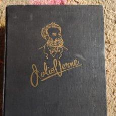 Libros: OBRAS COMPLETAS JULIO VERNE. VI. EDITORIAL ALBATROS 1958. Lote 238391185