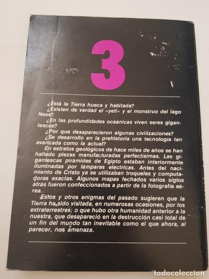 Libros: BIBLIOTECA BASICA DE LOS TEMAS OCULTOS Nº 3 enigmas pendientes DR. JIMENEZ DEL OSO. TDK14 - - Foto 2 - 158610858