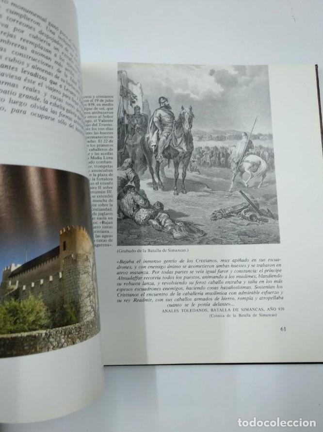 Libros: CASTILLOS MEDIEVALES DE VALLADOLID. - J. MANUEL PARRILLA. DIPUTACION PROVINCIAL VALLADOLID. TDK352 - - Foto 3 - 133141378