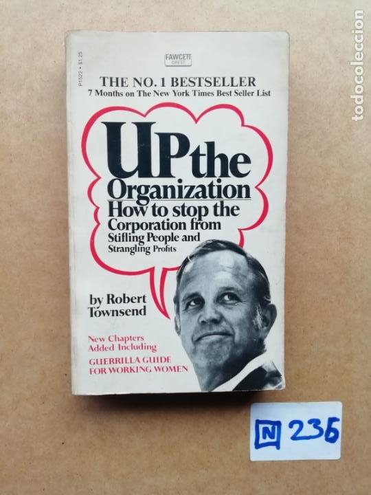 UP THE ORGANIZATION (Libros sin clasificar)