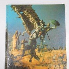 Libros: DON QUIJOTE DE LA MANCHA. ILUSTRADO POR GUSTAVO DORÉ - CERVANTES, MIGUEL DE. ARM21 -. Lote 63797643