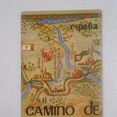 Libri di seconda mano: CAMINO DE SANTIAGO ESPAÑA. TDKP11 -. Lote 49927662