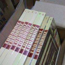 Libros: LA CODORNIZ. AGUALARGA. 8 VOL. NUEVOS Y PRECINTADOS.. Lote 240041160