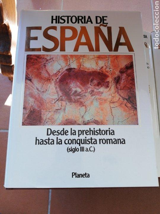 Libros: Historia de España (12 tomos) completa, Antonio Domínguez Hortiz, editorial planeta - Foto 2 - 240635140