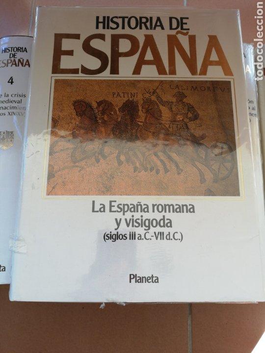 Libros: Historia de España (12 tomos) completa, Antonio Domínguez Hortiz, editorial planeta - Foto 3 - 240635140