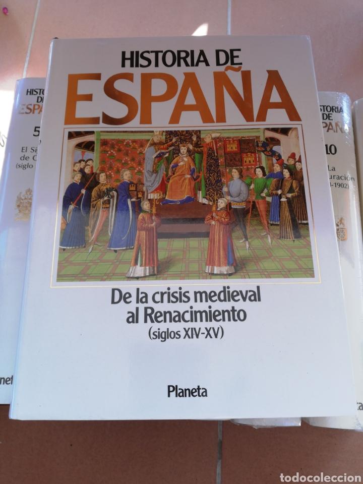 Libros: Historia de España (12 tomos) completa, Antonio Domínguez Hortiz, editorial planeta - Foto 5 - 240635140