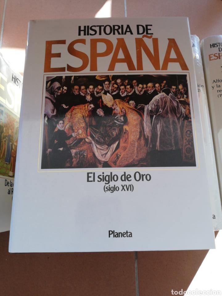 Libros: Historia de España (12 tomos) completa, Antonio Domínguez Hortiz, editorial planeta - Foto 6 - 240635140