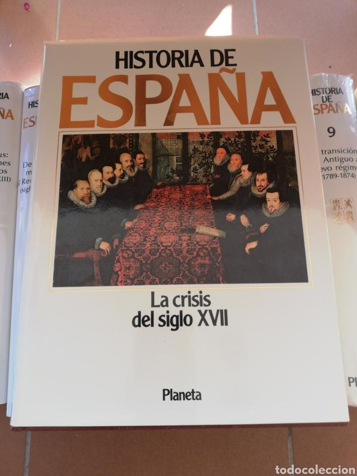 Libros: Historia de España (12 tomos) completa, Antonio Domínguez Hortiz, editorial planeta - Foto 7 - 240635140