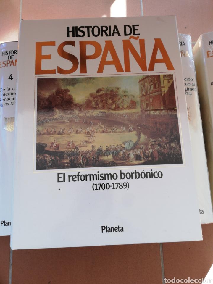 Libros: Historia de España (12 tomos) completa, Antonio Domínguez Hortiz, editorial planeta - Foto 8 - 240635140