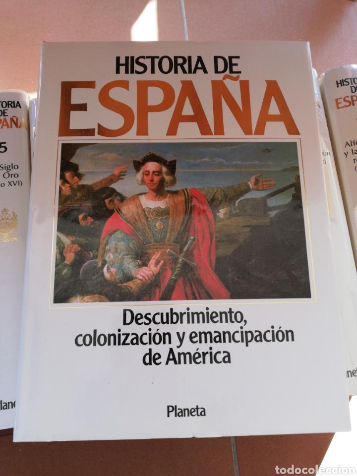 Libros: Historia de España (12 tomos) completa, Antonio Domínguez Hortiz, editorial planeta - Foto 9 - 240635140