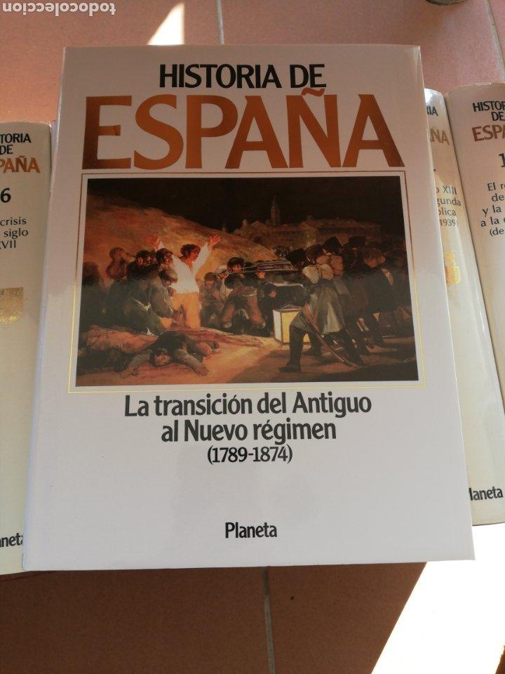 Libros: Historia de España (12 tomos) completa, Antonio Domínguez Hortiz, editorial planeta - Foto 10 - 240635140