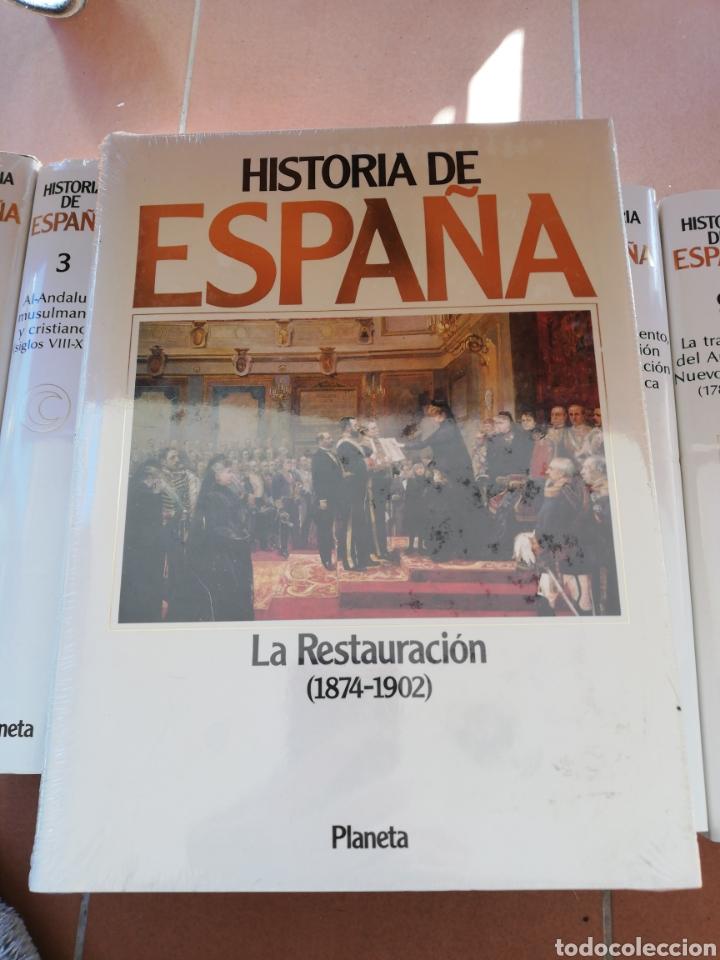 Libros: Historia de España (12 tomos) completa, Antonio Domínguez Hortiz, editorial planeta - Foto 11 - 240635140