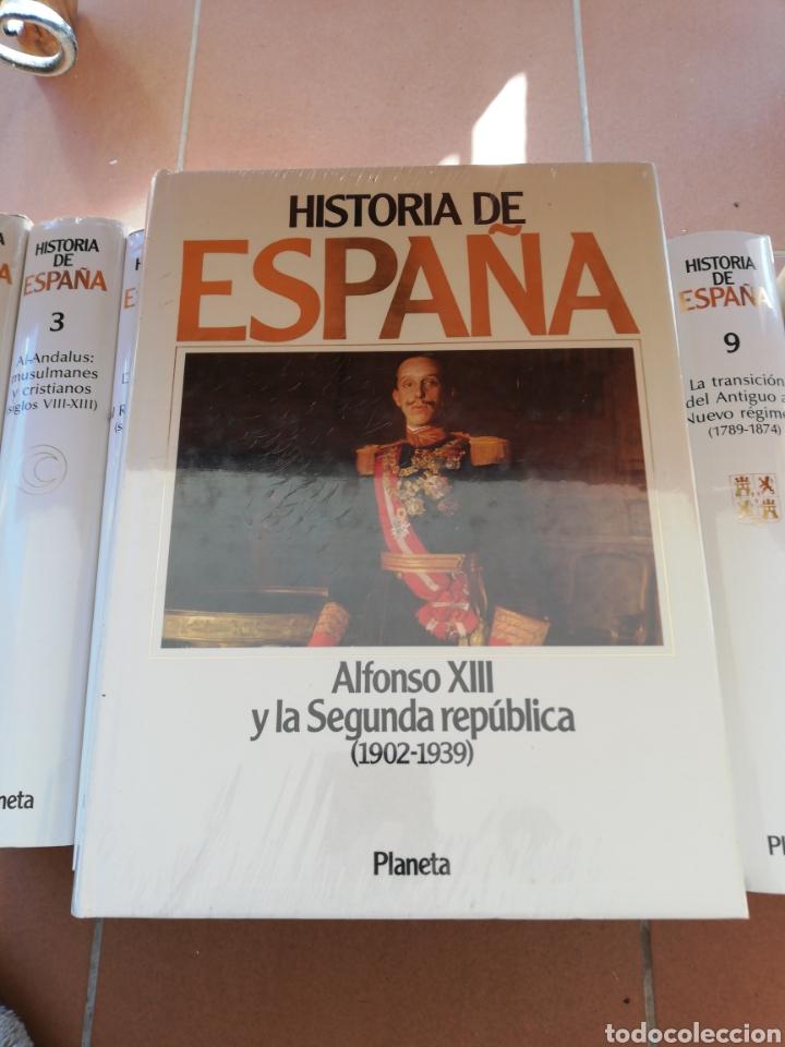 Libros: Historia de España (12 tomos) completa, Antonio Domínguez Hortiz, editorial planeta - Foto 12 - 240635140