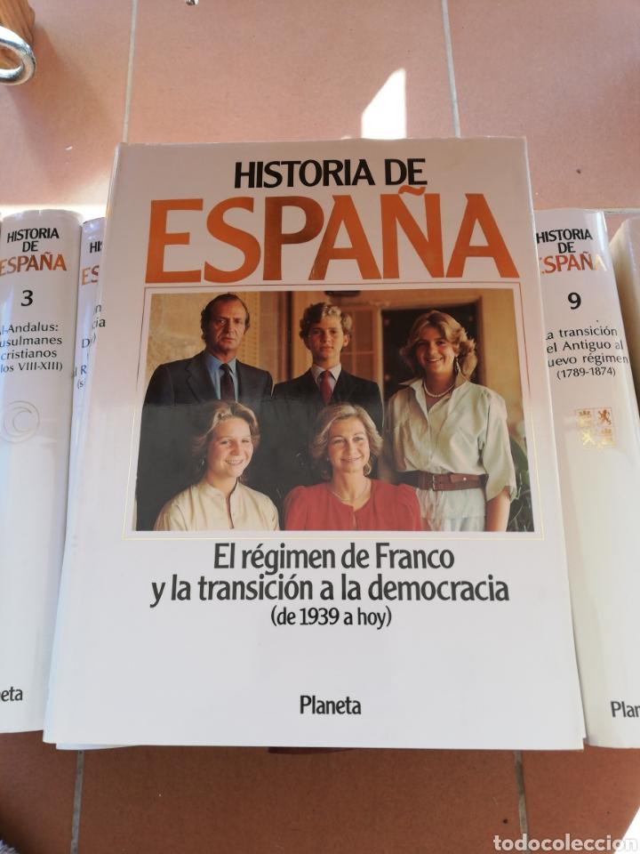 Libros: Historia de España (12 tomos) completa, Antonio Domínguez Hortiz, editorial planeta - Foto 13 - 240635140