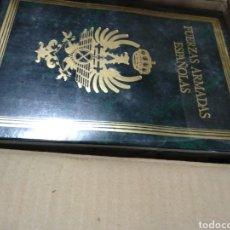 Libros: FUERZAS ARMADAS ESPAÑOLAS. 8 TOMOS. NUEVOS Y PRECINTADOS.. Lote 240674855