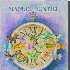 Libros: LAS MARIPOSAS DEL RECUERDO. MANUEL MONTIEL. Lote 240976595