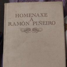 Libros: HOMENAXE A RAMÓN PIÑEIRO. Lote 241116175
