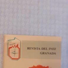 Libros: REVISTA DEL INEF GRANADA, MOTRICIDAD,67 PÁGINAS, 1987. Lote 241531960