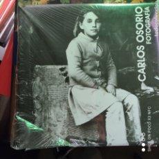 Libros: CARLOS OSORIO. FOTOGRAFÍA. Lote 242379600