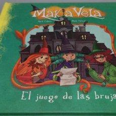 Libros: MAKA VELA EL JUEGO DE LAS BRUJAS. Lote 242851010