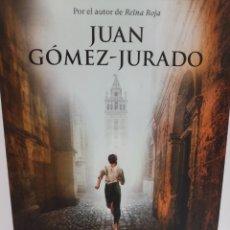 Libros: LA LEYENDA DEL LADRÓN DE JUAN GÓMEZ JURADO. Lote 242918490