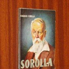 Libros: SOROLLA - COELLO, JOAQUÍN. Lote 242568685