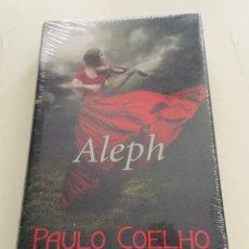 """Libros: """"ALEPH"""" DE PAULO COELHO.. Lote 243002545"""