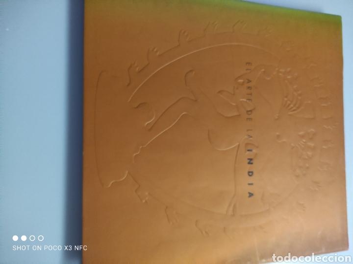 EL ARTE DE LA INDIA. NIGEL CAWTHORNE (Libros sin clasificar)