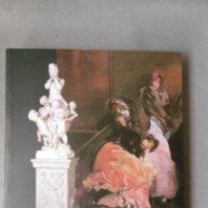 Libros: MARIANO BENLLIURE Y JOAQUÍN SOROLLA. CENTENARIO DE UN HOMENAJE. CATÁLOGO.. Lote 243596565