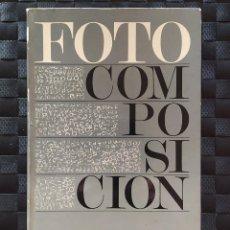 Libros: FOTOCOMPOSICIÓN - CATÁLOGO DE TIPOS - ALTAMIRA - INDUSTRIA GRÁFICA IMPRENTA. Lote 243609950