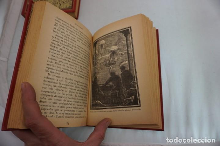Libros: 18B/ VIAJES EXTRAORDINARIOS - JULIO VERNE - VEINTE MIL LEGUAS DE VIAJE SUBMARINO I - Foto 4 - 243648815