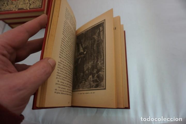 Libros: 18B/ VIAJES EXTRAORDINARIOS - JULIO VERNE - UNA CIUDAD FLOTANTE - Foto 4 - 243649220