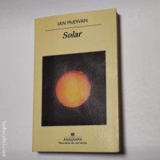 Libros: SOLAR - MCEWAN, IAN. Lote 228451576