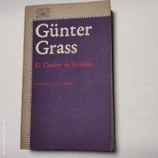Libros: EL TAMBOR DE HOJALATA - GRASS, GUNTER. Lote 228451611