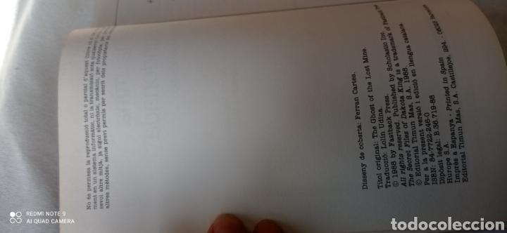 Libros: L,enigma de la mina abandonada . Els arxius secrets de Dakota King. Desxifra les pistes i descubrira - Foto 4 - 243849495