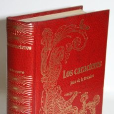 Libros: LOS CARACTERES - BRUYÈRE, JEAN DE LA. Lote 243874510