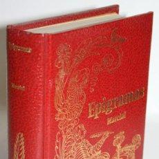 Libros: EPIGRAMAS - MARCIAL. Lote 243874635