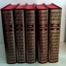 Libros: OBRAS COMPLETAS DE PIO BAROJA.. Lote 243928260