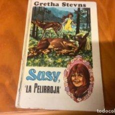 Libros: SUSY LA PELIRROJA. Lote 243929060