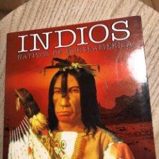 Libros: INDIOS NATIVOS DE NORTEAMERICA. FRANZ BERMAN.. Lote 243929405