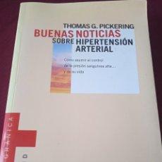 Libros: BUENAS NOTICIAS. THOMAS G. PICKERING. 2000. Lote 243985175