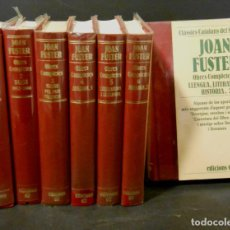 Libros: OBRES COMPLETES. - FUSTER, JOAN.-. Lote 244012920
