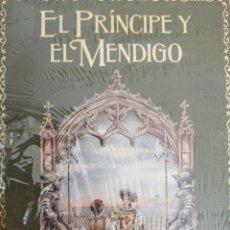 Libros: EL PRÍNCIPE Y EL MENDIGO. MARK TWAIN. Lote 244023700