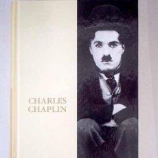 Libros: CHARLES CHAPLIN: EL GENIO DEL CINE. Lote 244463460