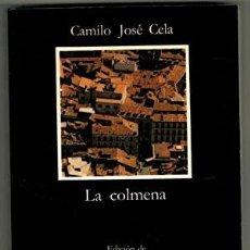Libros: LA COLMENA EDICIÓN DE JORGE URRUTIA - CELA,CAMILO JOSÉ. Lote 244476985