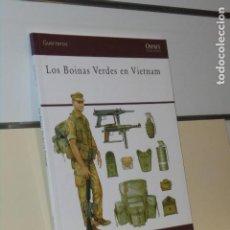 Libros: GUERREROS 1 LOS BOINAS VERDES EN VIETNAM - OSPREY PUBLISHING. Lote 244537040